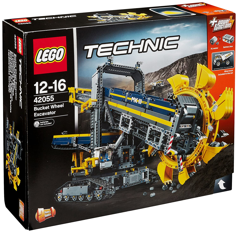 LEGO Technic Excavadora de cangilones juegos de construcción