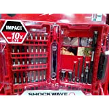 Milwaukee SHOCKWAVE 40pc Foret pilote & embouts 4932430582