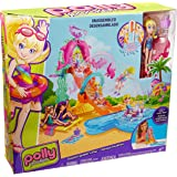 Polly Pocket - Platschen und Springen mit den Delfinen
