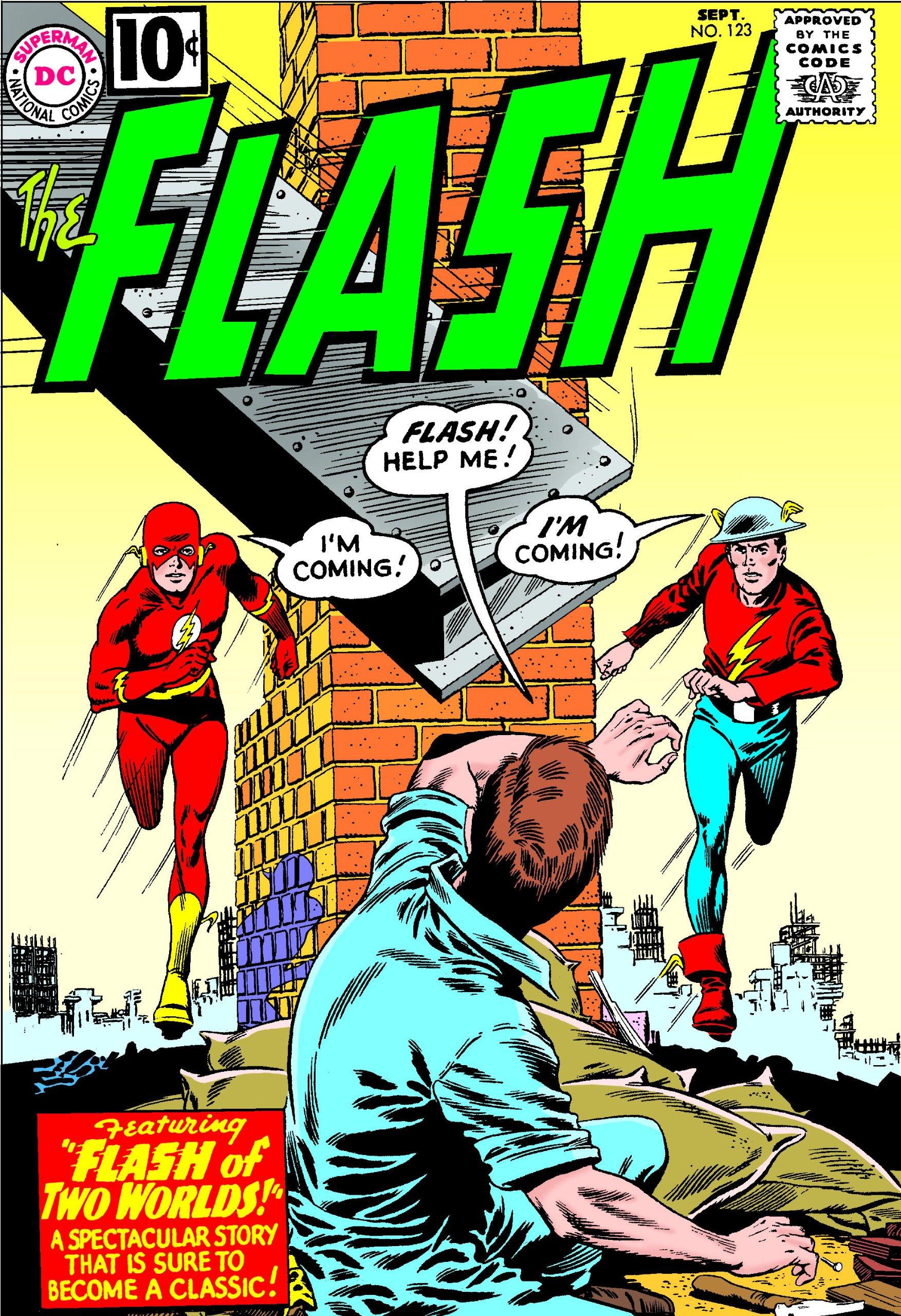 comics classic covers Dc