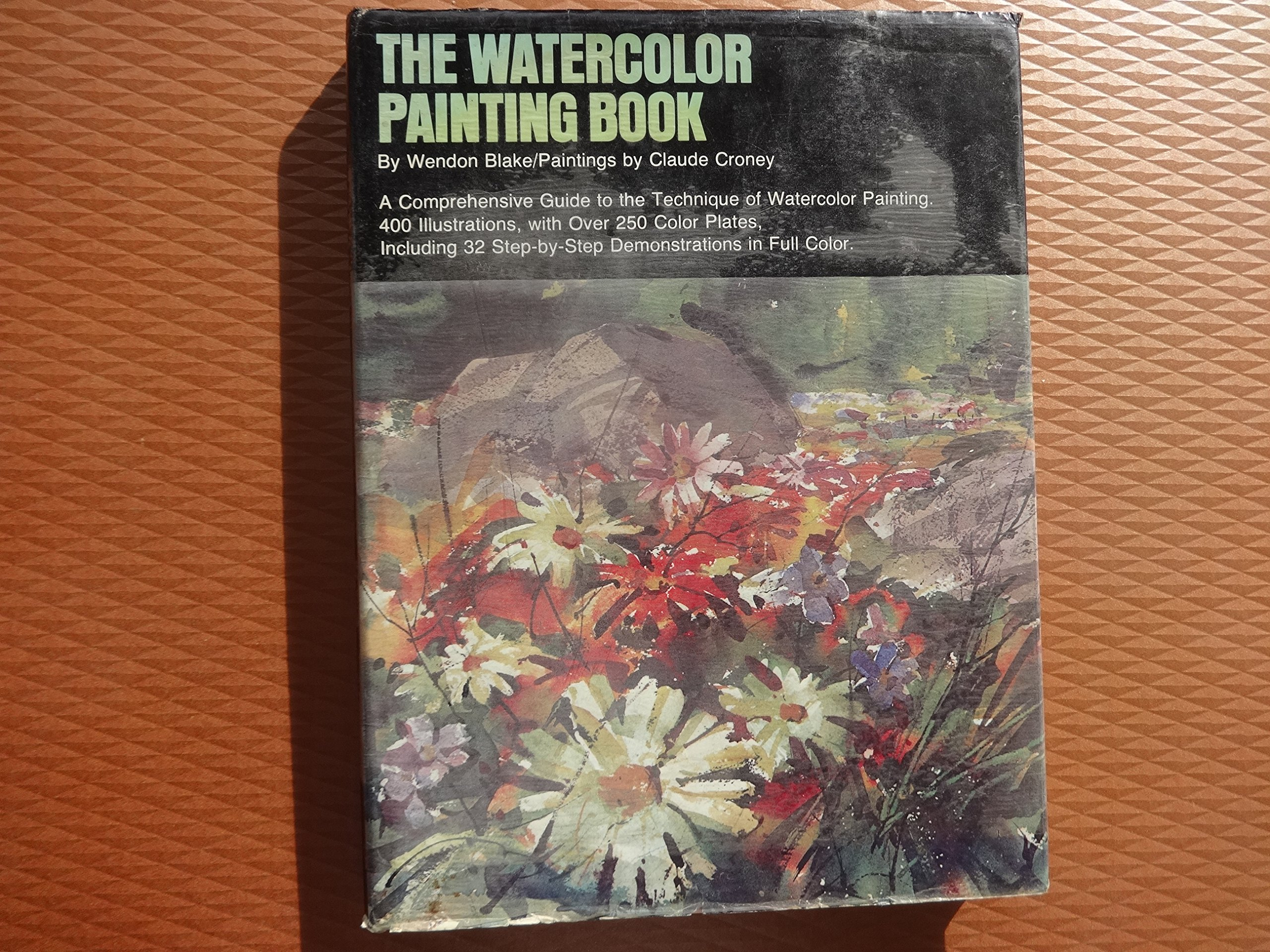 Watercolor books amazon - The Watercolor Painting Book Wendon Blake 9780823056729 Amazon Com Books