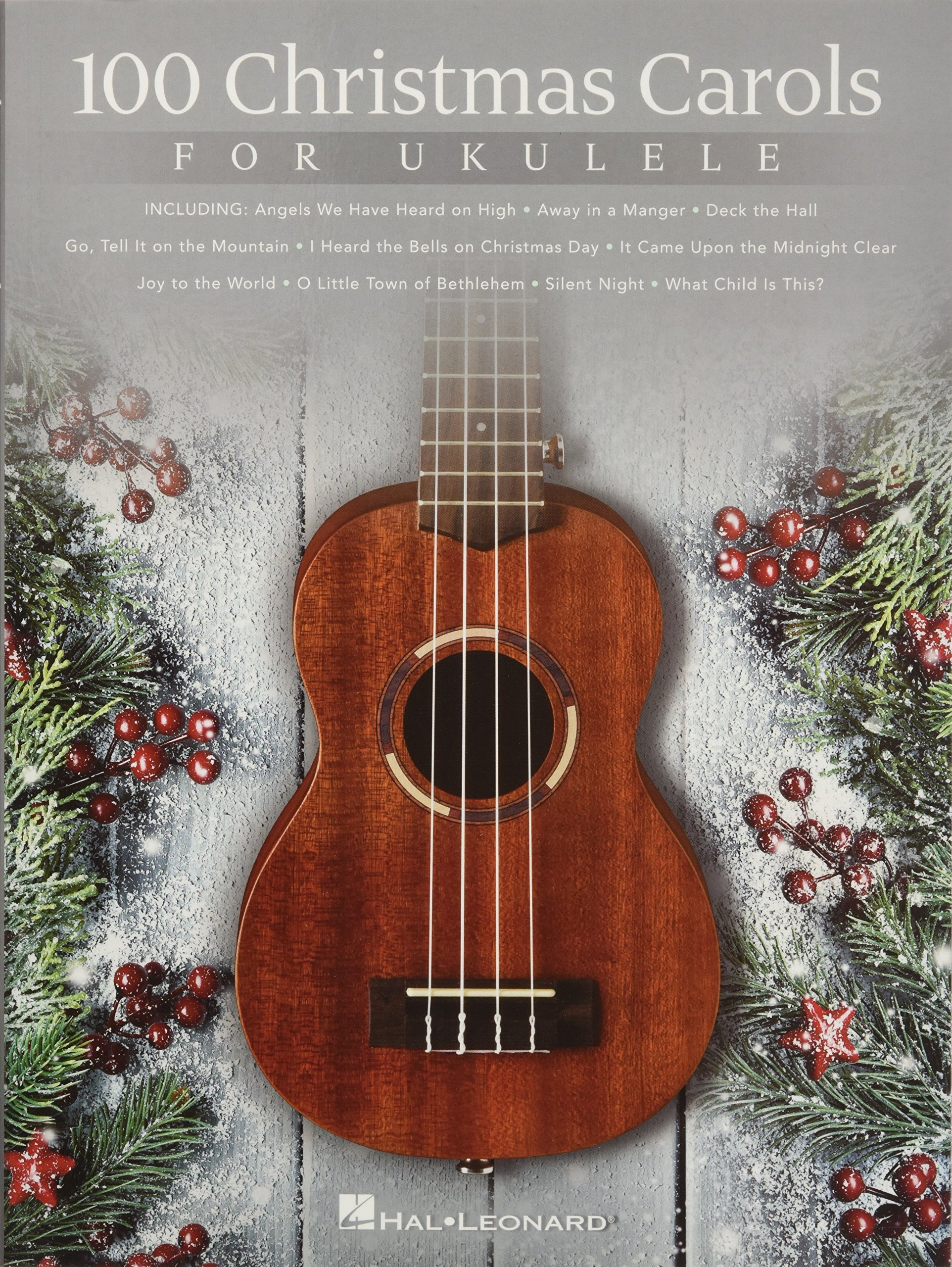 Read Online 100 Christmas Carols for Ukulele PDF