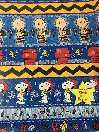 Amazoncom The Peanuts With Charlie Brown And Snoopy Ugly Christmas