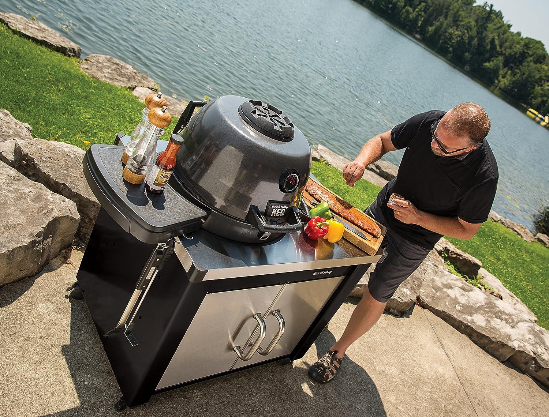 Landmann Holzkohlegrill Corso : Broil king grill grillzubehör keg cabinet edelstahl 5 x 5 x 5 cm