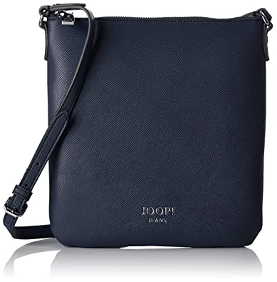 Damen Saffiano Jeans Dia Shoulderbag Mvz Schultertasche, Pink (Coral), 3x26x24 cm Joop