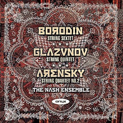 Borodin-Glazunov-Arensky