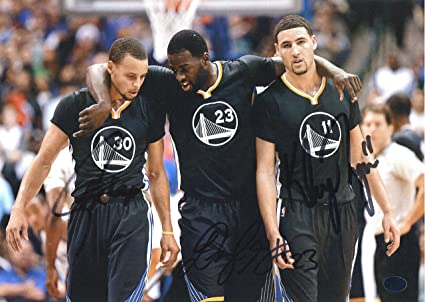 Image result for klay curry draymond