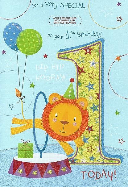 Para un muy especial......... en tu 1st cumpleaños: Amazon ...