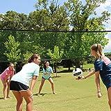 Volleyball Badminton Set Net Portable Adjustable