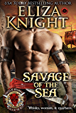 Savage of the Sea (Pirates of Britannia: Lords of the Sea Book 1)
