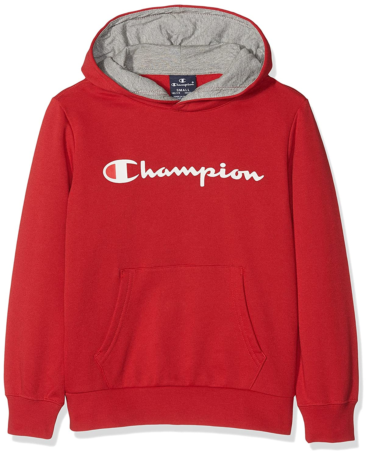 Champion Boy's Hooded Sweatshirt Hoodie 304745