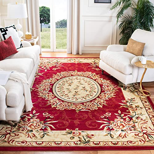 Safavieh LNH328C-6 Rug, 6 x 9 , Red