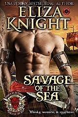 Savage of the Sea: Scottish Pirate Romance (Pirates of Britannia: Lords of the Sea) Kindle Edition