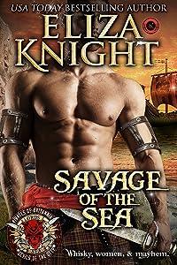 Savage of the Sea (Pirates of Britannia: Lords of the Sea Book 1)