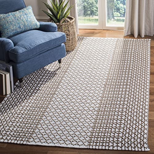 Safavieh Montauk Collection MTK617E Hand-Woven Cotton Area Rug