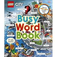 LEGO® City: Busy Word Book