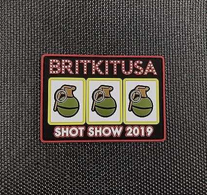 Shot show 2020 morale patch