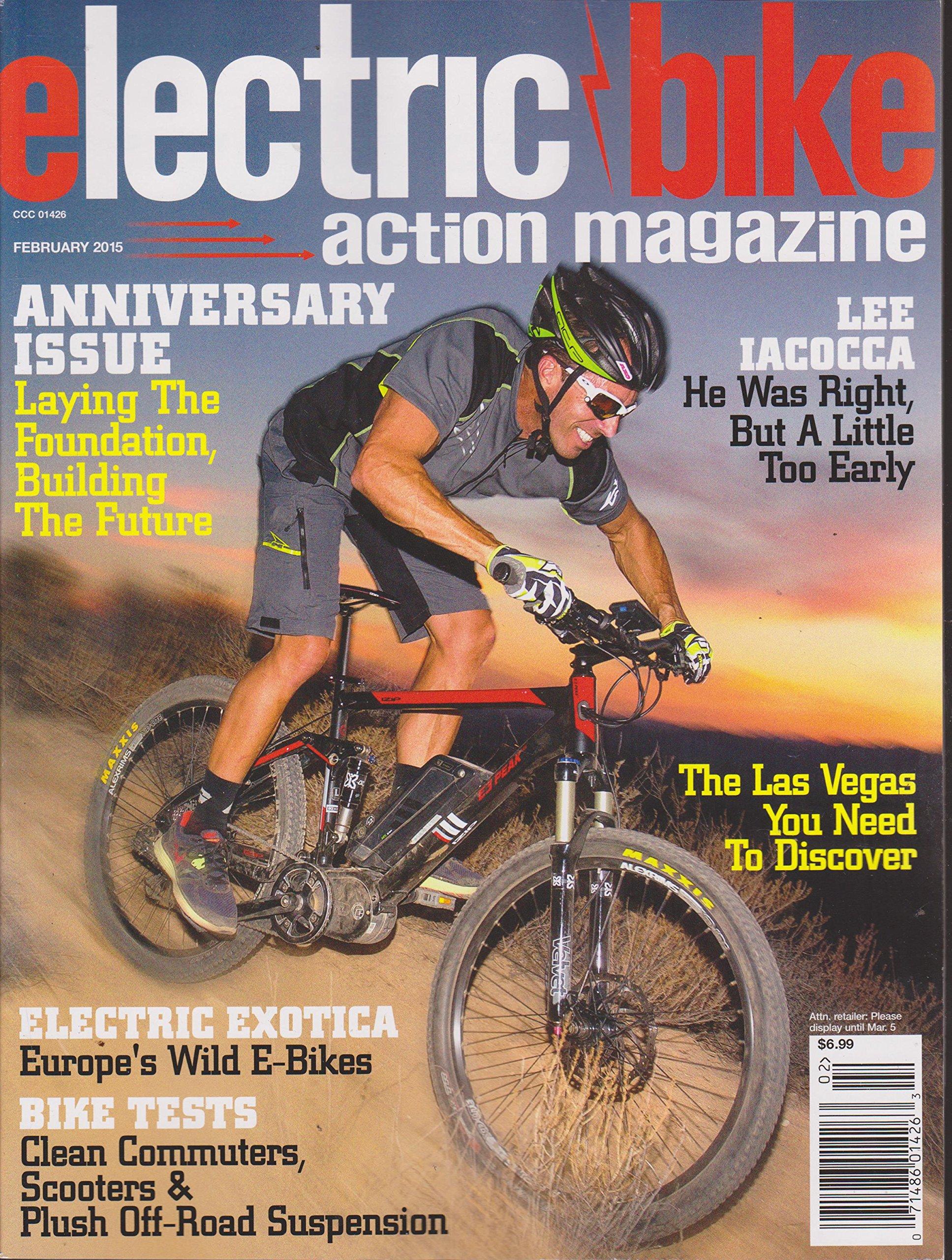 Electric Bike Action Magazine February 2015 pdf