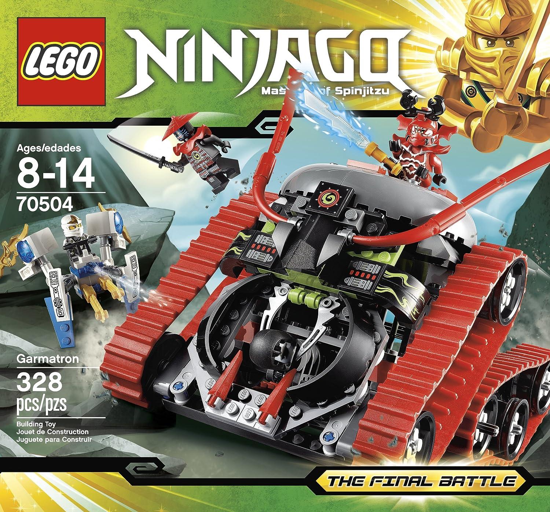 Amazon.com: LEGO Ninjago el Garmatrón 70504: Toys & Games