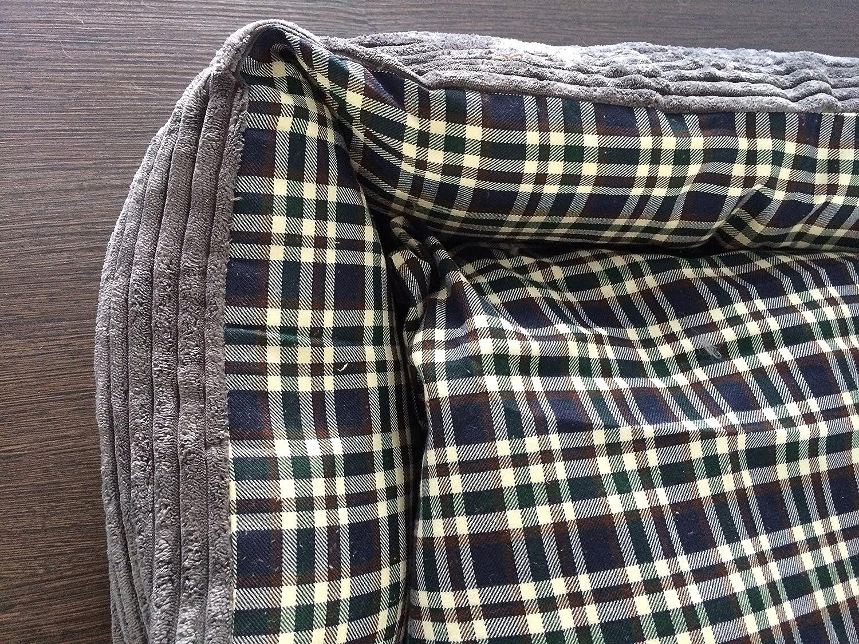 lemio - Cama para Perros Carolina Perros sofá Perros Cojín Perro Cesta Agradable: Amazon.es: Productos para mascotas