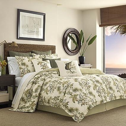 Tommy Bahama Bedding Sets.Tommy Bahama Nador Comforter Set California King Beige