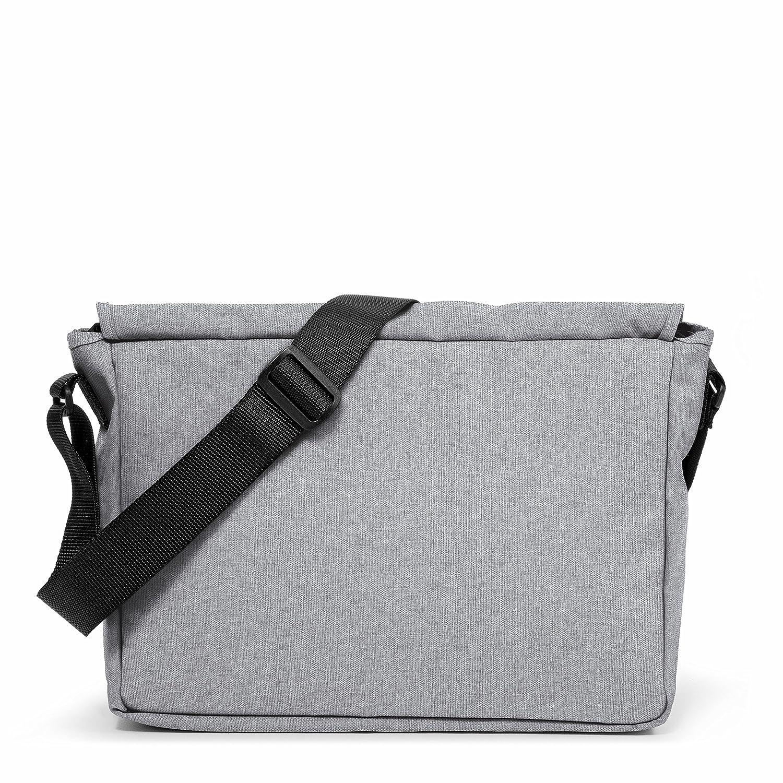 33 cm Eastpak Buckler Messenger Bag 14 L Black