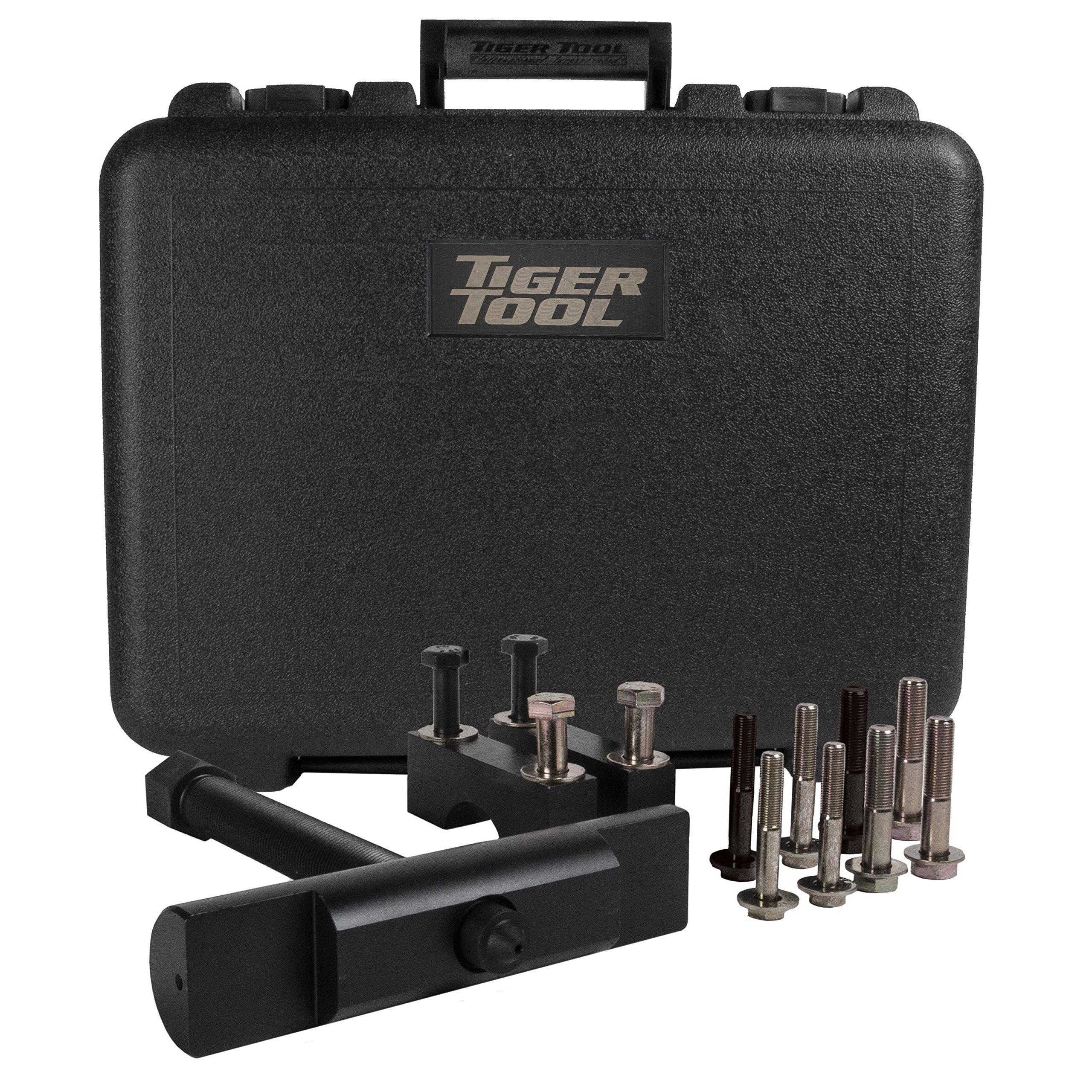 Tiger Heavy Duty 10803 Yoke Puller Kit for Heavy Duty Trucks