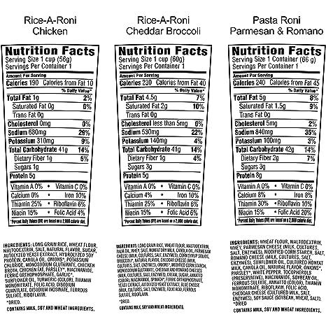Arroz Rice a Roni: Amazon.com: Grocery & Gourmet Food