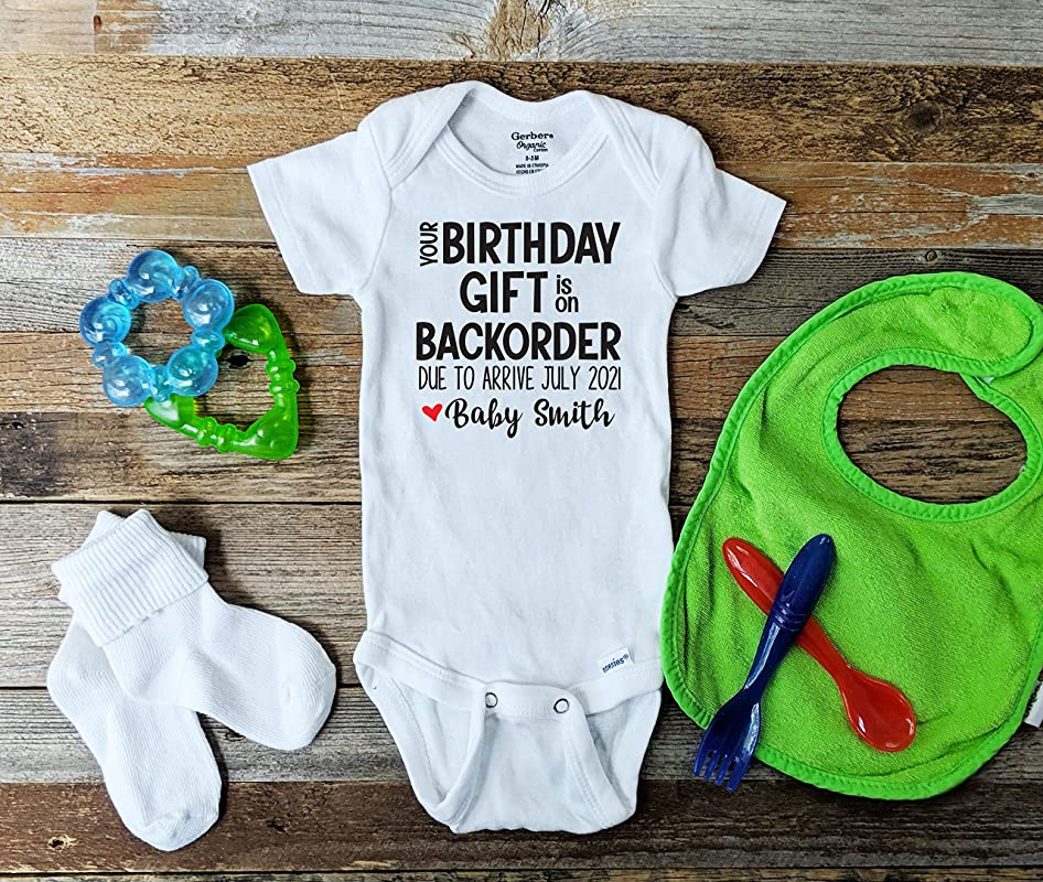 custom onesie personalized onesie baby shower gift VOTE VOTE VOTE baby Onesie\u00ae baby onesie