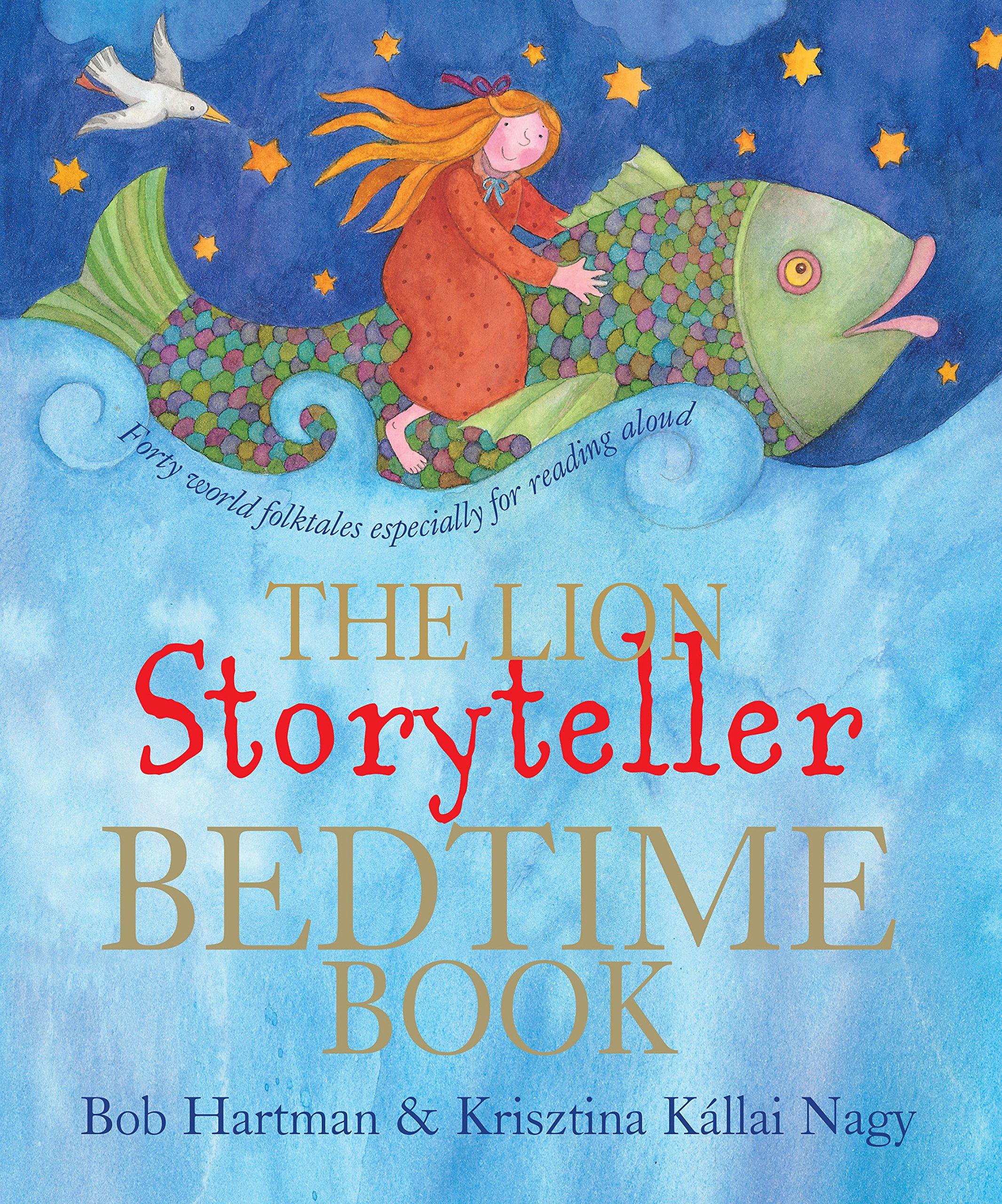 Download Lion Storyteller Bedtime Book ebook