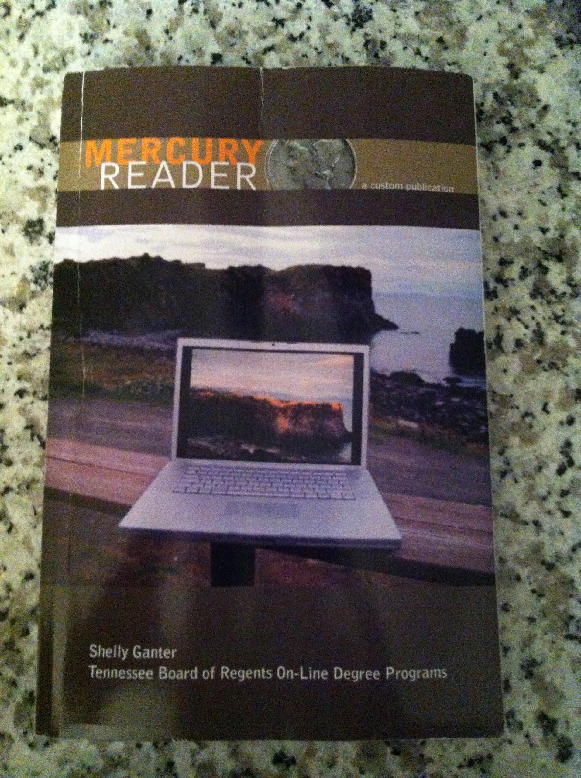 Download The Mercury Reader ebook