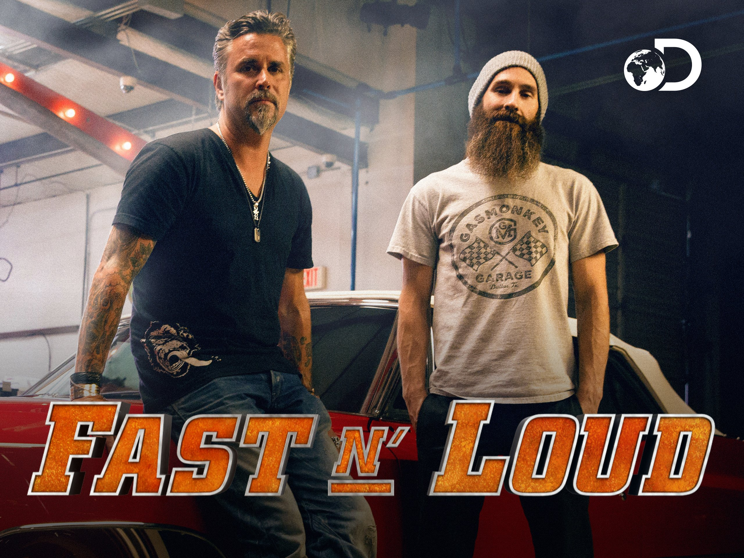 Fast N Loud Season 4 Watch online now with Amazon Instant Video