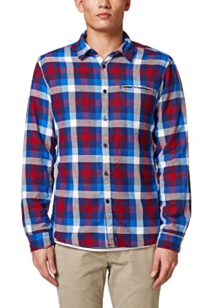 Discount For Cheap Outlet Cheap Online Slim Fit Checked Shirt - 430 Esprit Free Shipping 100% Original VOmWdPQ