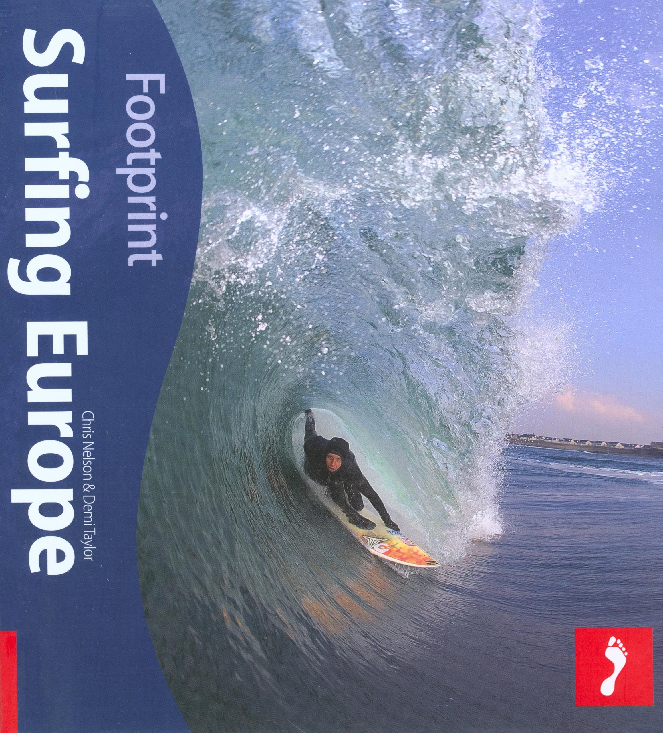 Surfing Europe Footprint Activity & Lifestyle Guide Idioma Inglés: Amazon.es: Nelson, Chris, Taylor, Demi: Libros en idiomas extranjeros