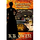 Unseemly Pursuits: A women's college historical murder mystery (The Concordia Wells Mysteries Book 2)