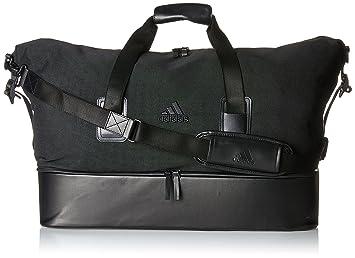adidas Erwachsene Tango Copa Icon Sporttasche, Black/Copper Met, 25 x 55 x