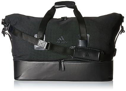 adidas Copa Icon Bag Bolso de Viaje, Unisex Adulto, (Negro/Cobrmt)