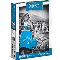 Clementoni 39399 - Puzzle 1000 Platinum Collection Colosseo