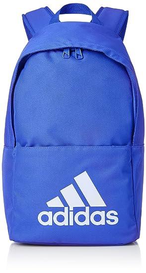 Adidas Classic Backpack Rucksack Bag - CG0517 - Blue  Amazon.co.uk ... 4c173dd5bc391