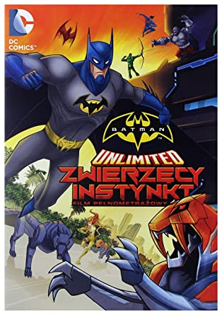 Amazon.com: Batman Unlimited: Animal Instincts [DVD ...