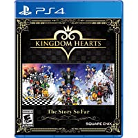 Deals on Kingdom Hearts The Story So Far PlayStation 4
