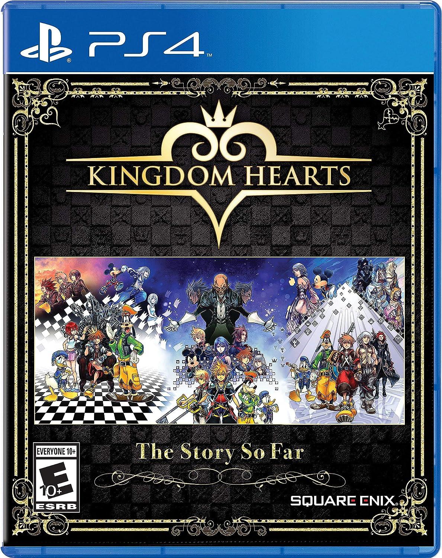 Kingdom Hearts The Story So Far for PlayStation 4 [USA]