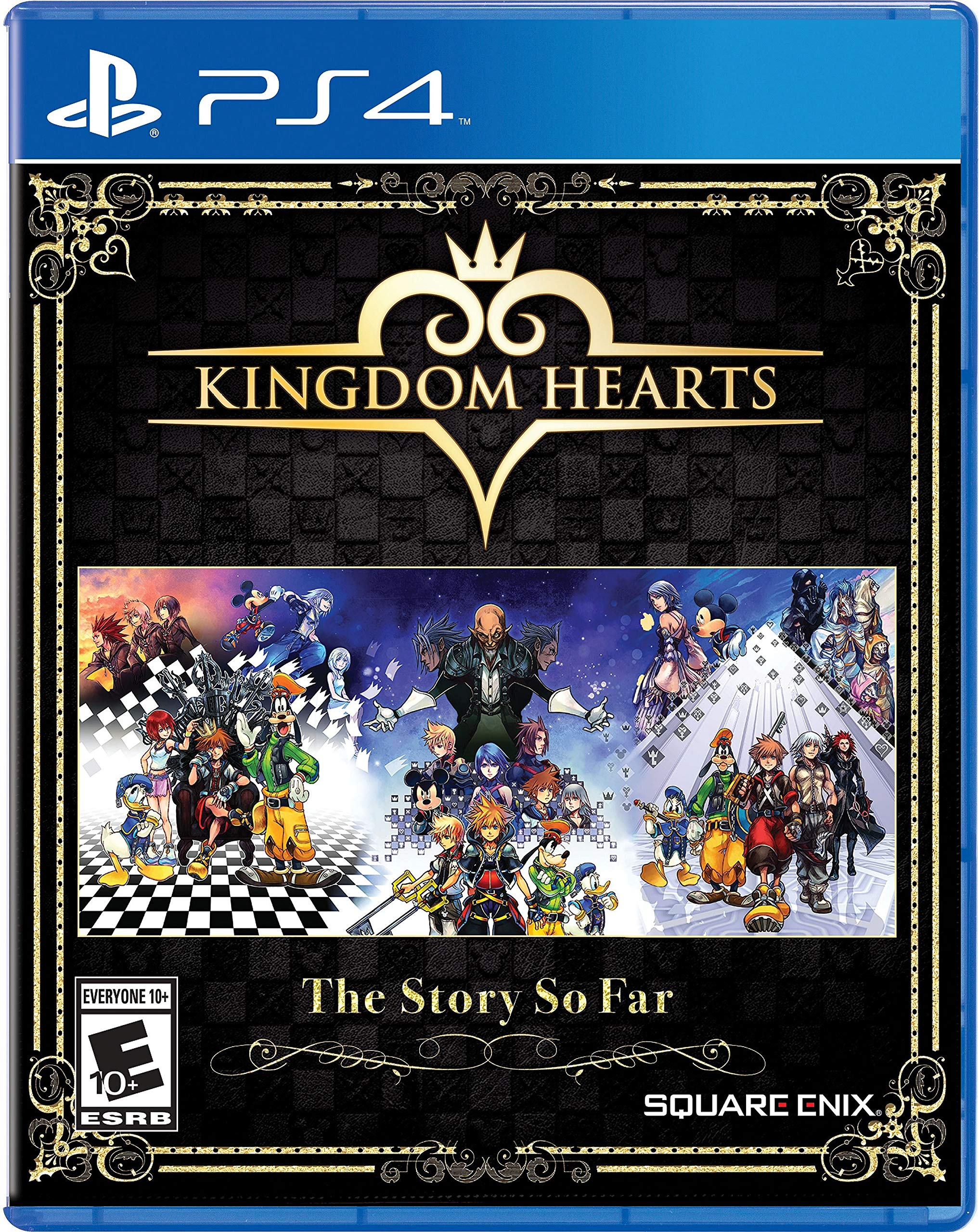 Kingdom Hearts The Story So Far - PlayStation 4