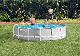 Intex 14ft X 42in Prism Frame Pool Set with