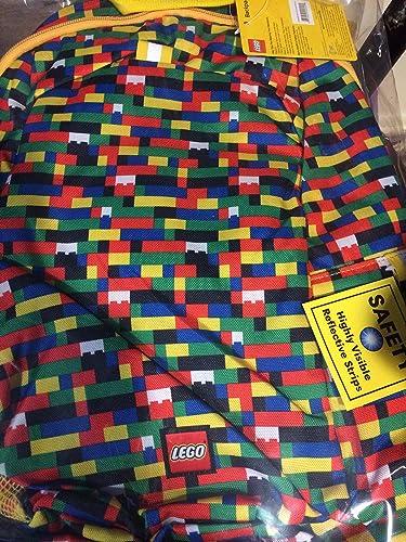Lego Bricks Backpack