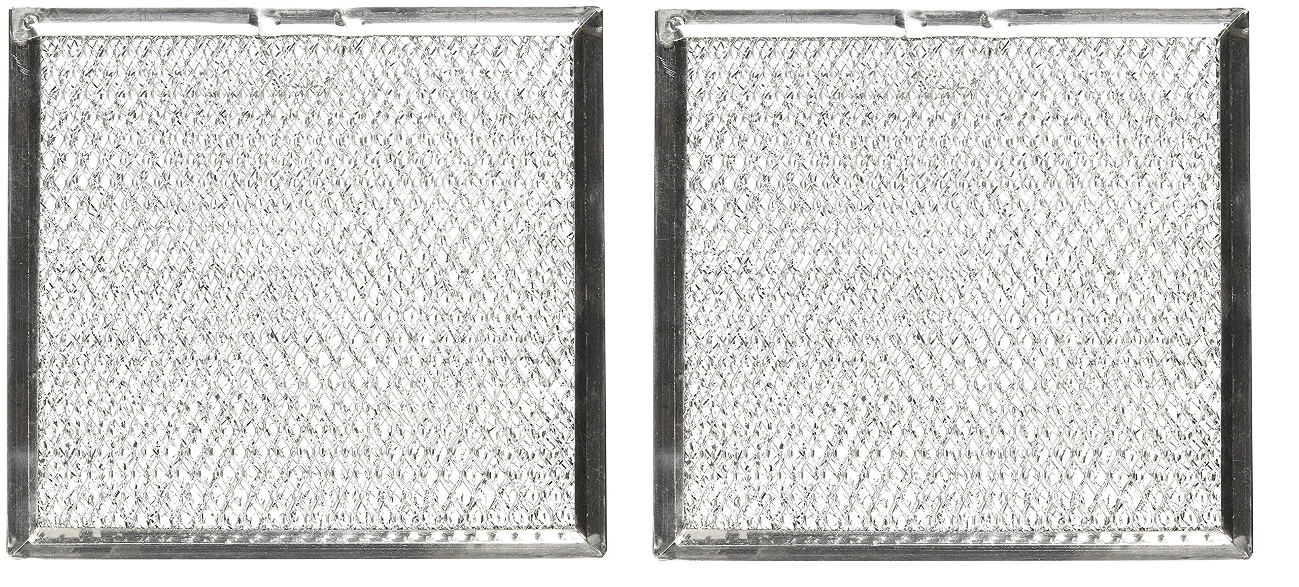 2 PACK AP5306190 Samsung Aluminum Mesh Grease Filter Replacements