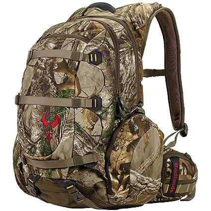 66f3ab109e49 Amazon.com  Badlands Superday Camouflage Hunting Backpack - Bow ...