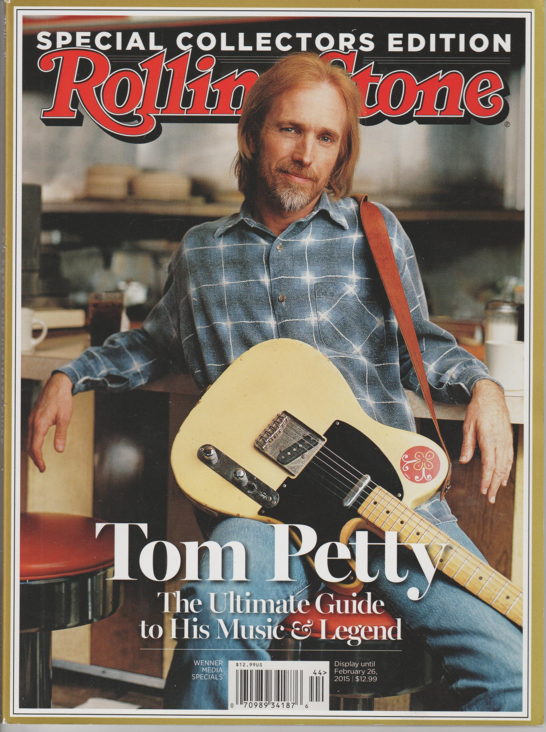TOM PETTY - The Ultimate Guide to His Music & Legend - Rolling Stone Special Collectors Edition. ebook