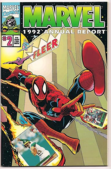 marvel comics 1992