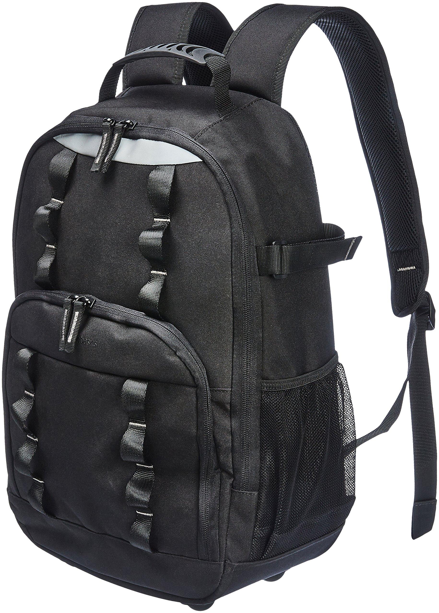 AmazonBasics Tool Bag Backpack - 22-Pocket with Utility Loops
